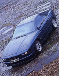 BMW 850 side view