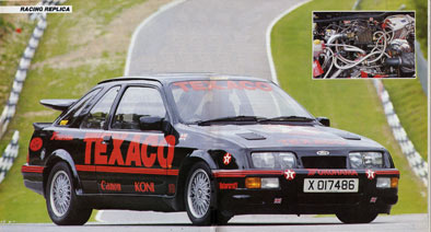 Texaco Ford Sierra
